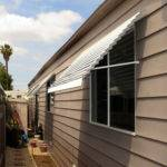 Mobile Home Aluminum Window Awnings Allaboutyouth