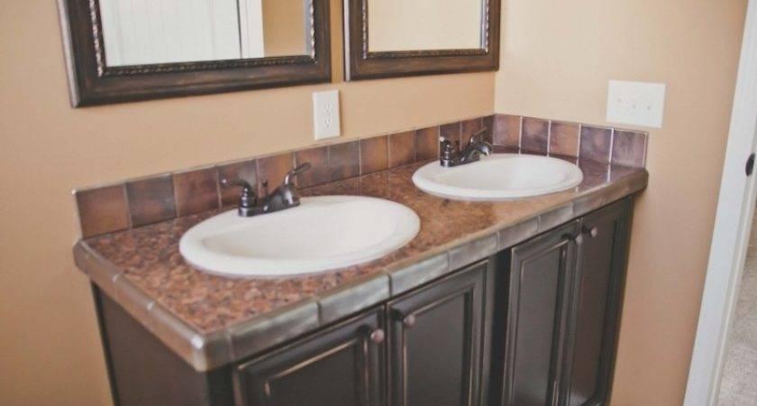 Mobile Home Bathroom Vanities Designs Ideas