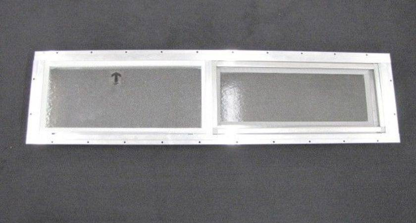 Mobile Home Bathroom Window Replacement Design