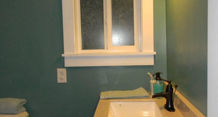 Mobile Home Bathroom Window