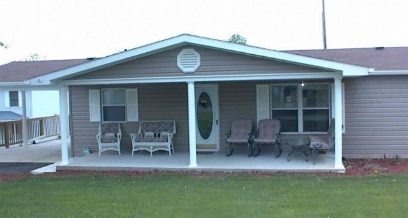 Mobile Home Carport Porch Patio Covers