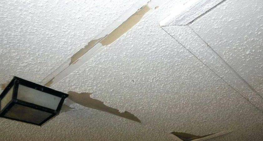 Mobile Home Ceiling Repair Tiles