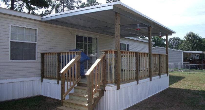 Mobile Home Covered Decks Joy Studio Design