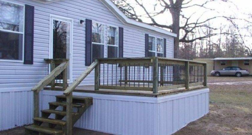 Mobile Home Deck Designs Design Style