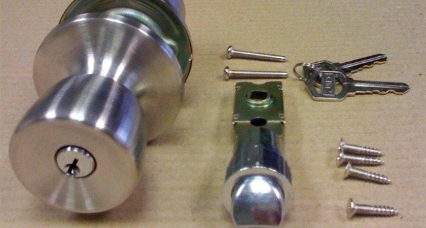 Mobile Home Door Locks