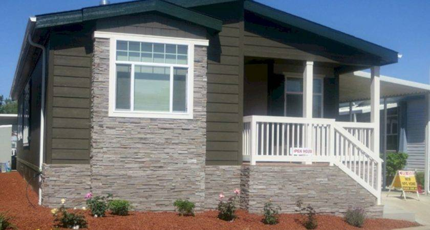 Mobile Home Exterior Remodel Spaces