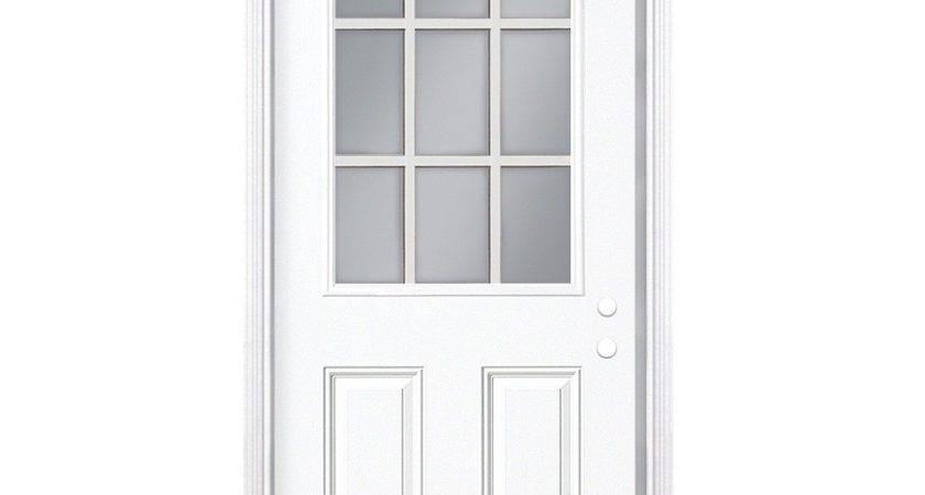 Mobile Home Exterior Steel Doors Door Fan