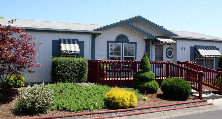 Mobile Home Financing Manufactured Loans Park