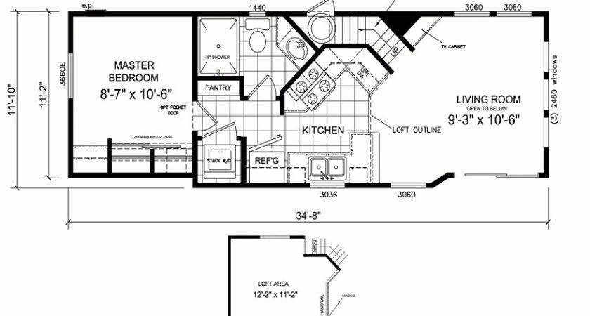 Mobile Home Floor Plan Best Single Wide