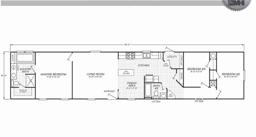 Mobile Home Floor Plans Inspirational Scotbilt