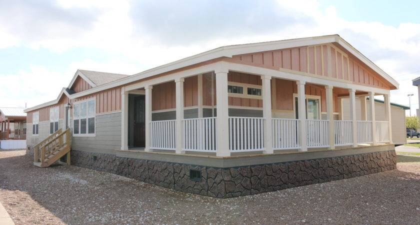 Mobile Home Floor Plans Porch