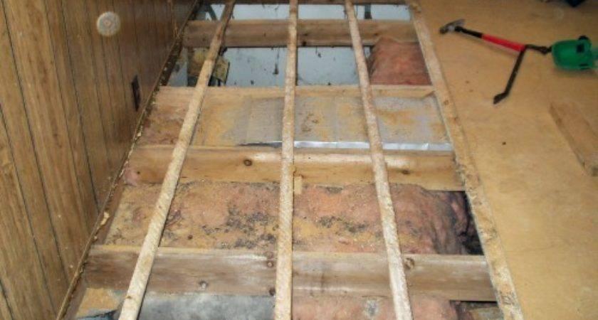 Mobile Home Floor Repair Photos Bestofhouse