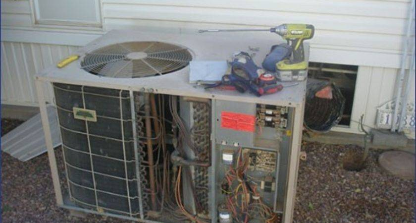 Mobile Home Heat Pump Photos Bestofhouse