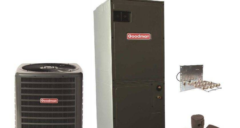 Mobile Home Heat Pump System Design Ideas