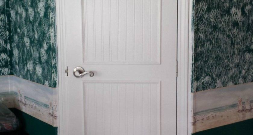 Mobile Home Interior Door Makeover