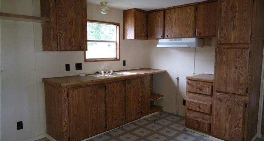 Mobile Home Kitchen Cabinets Bestofhouse