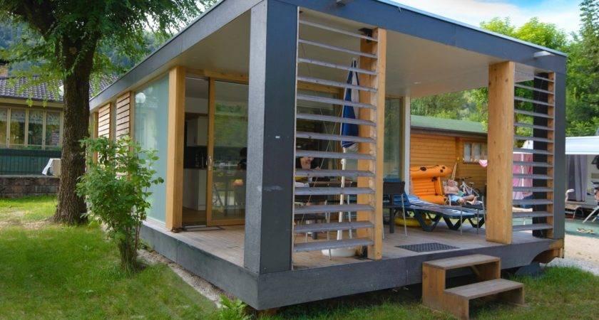 Mobile Home Living Camping Lago Levico Valsugana