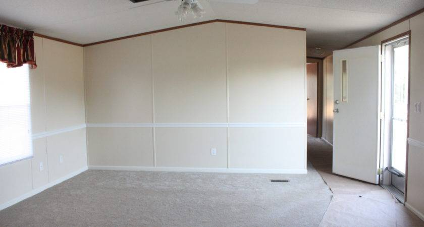 Mobile Home Living Room Reveal Fabbed