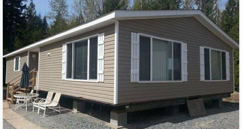 Mobile Home Lot Campbell River Comox Valley