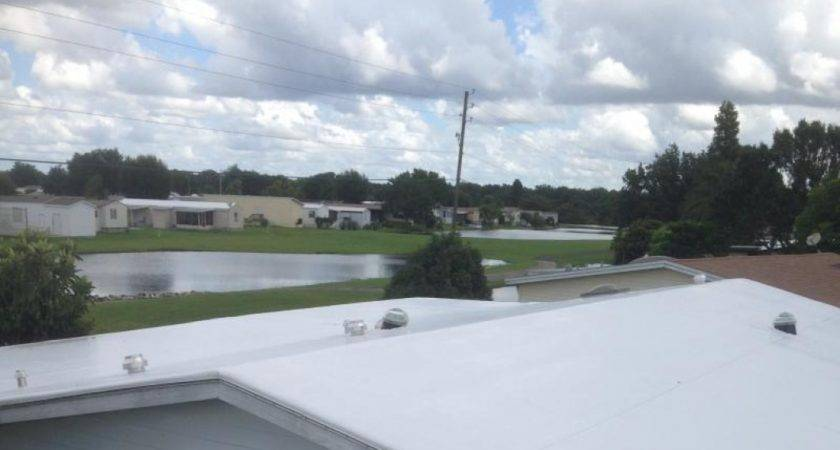 Mobile Home Manufactured Roofing Becca