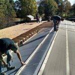 Mobile Home Metal Tpo Renovation Clover Roofing