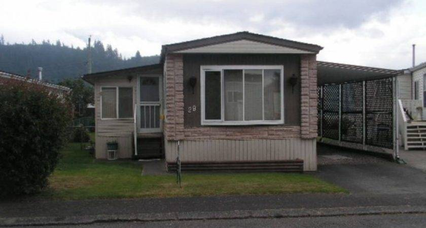 Mobile Home Park Chilliwack British Columbia Homes