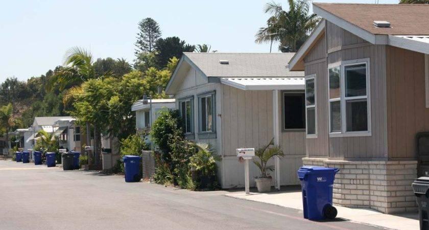 Mobile Home Park Oceanside Lamplighter