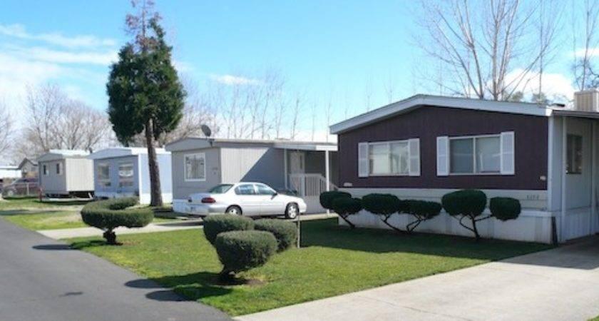Mobile Home Park Sales