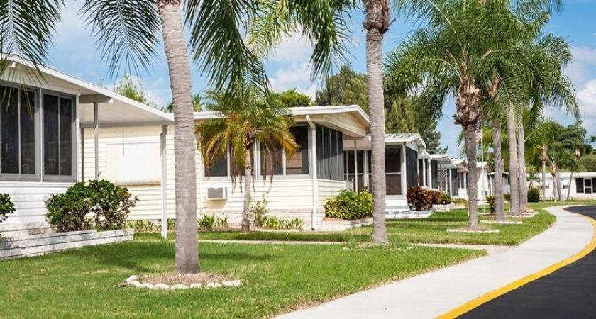 Mobile Home Parks Not Cheap Retirement Dream