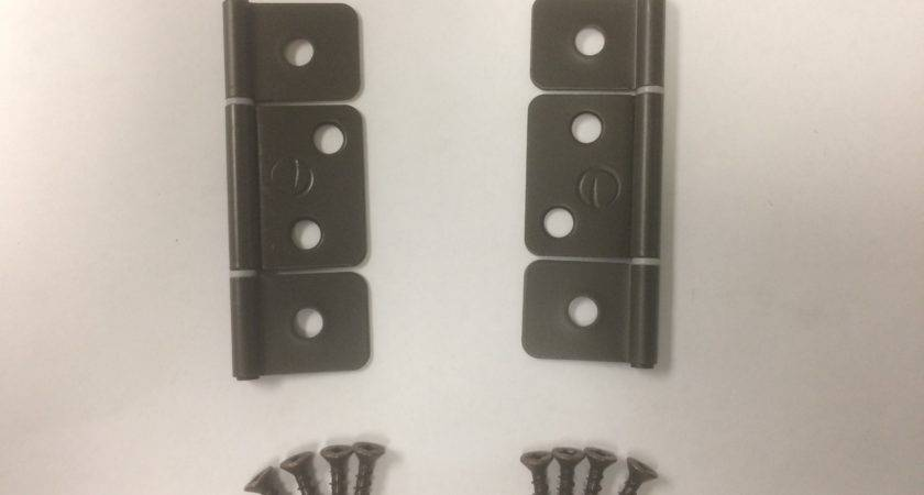 Mobile Home Parts Interior Door Hinges Non Mortise Old