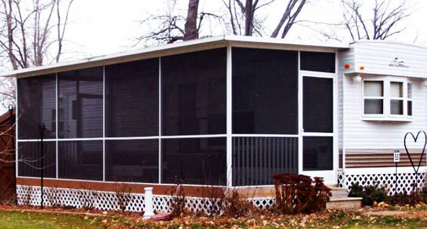 Mobile Home Patio Enclosures Crunchymustard