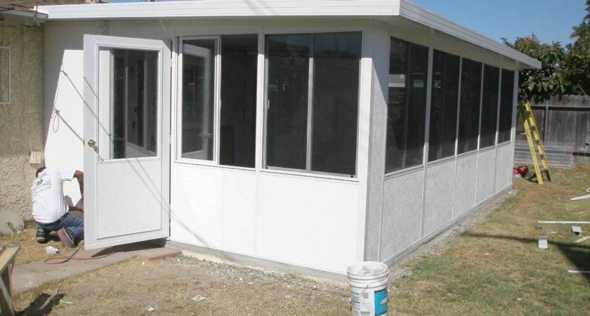 Mobile Home Patio Enclosures Design