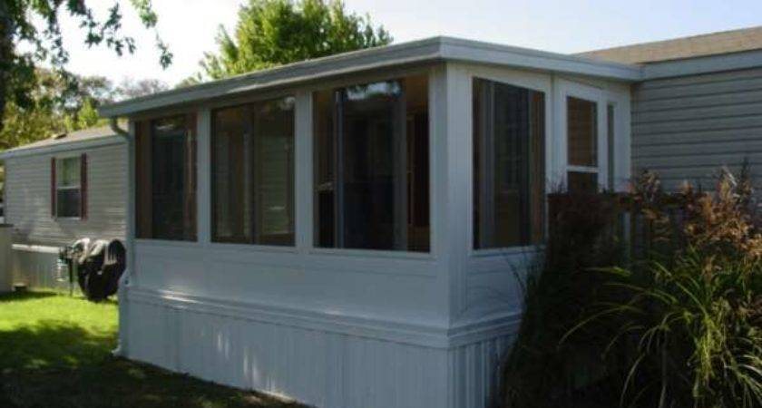 Mobile Home Patio Enclosures