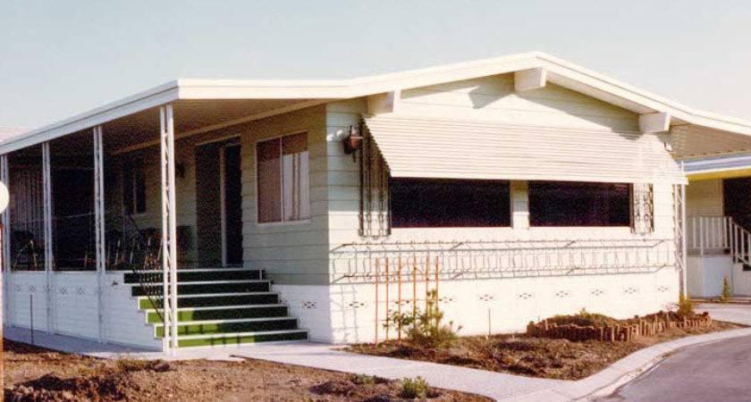 Mobile Home Porches Decks Homes Ideas