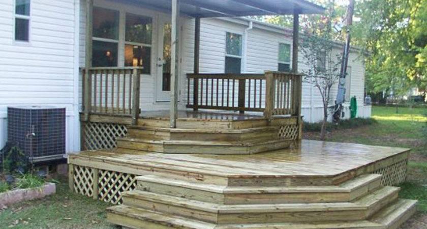 Mobile Home Porches Design Ideas Homes