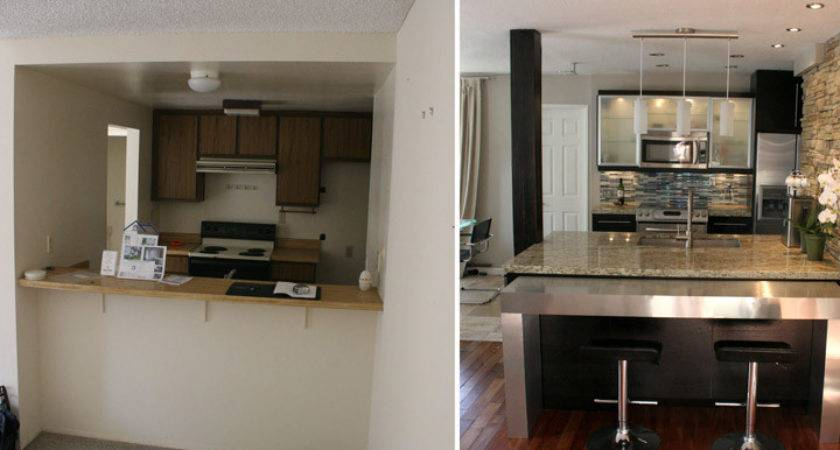 Mobile Home Remodeling Before After Joy Studio