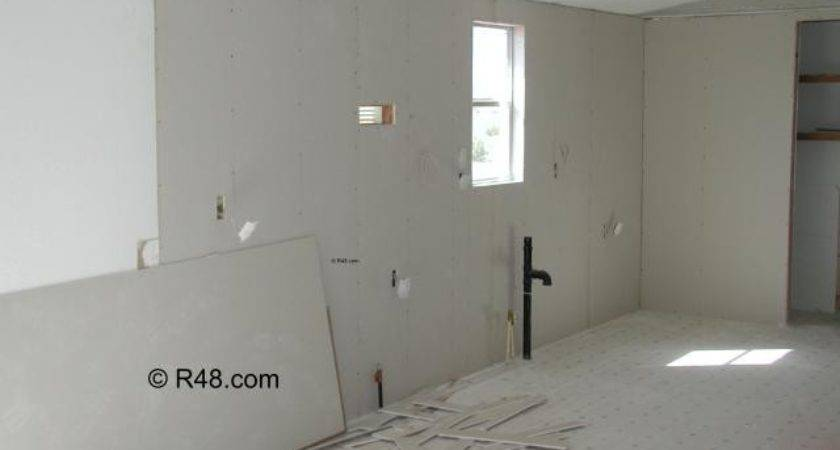 Mobile Home Renovation Walls Bestofhouse