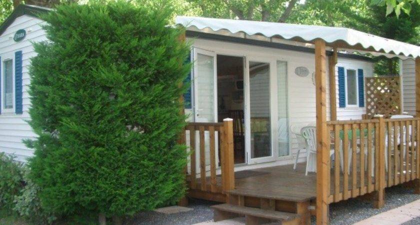 Mobile Home Rental Port Grimaud Camping South France