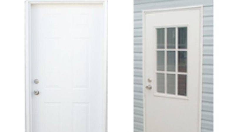 Mobile Home Replacement Doors Exterior Design