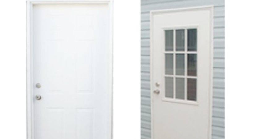 Mobile Home Replacement Doors Exterior Design