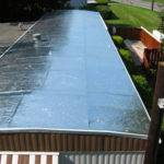 Mobile Home Reroof Review