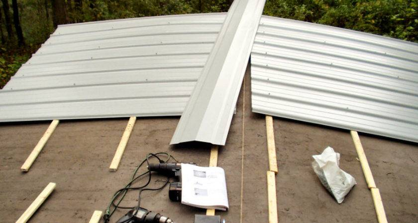 Mobile Home Roof Coating Yourself Guide Applying