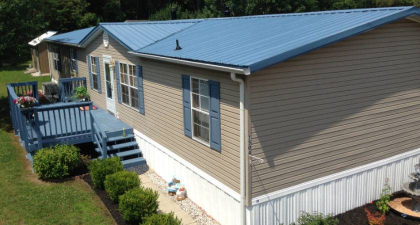 Mobile Home Roof Repair Fixing Maintaining Your Bad