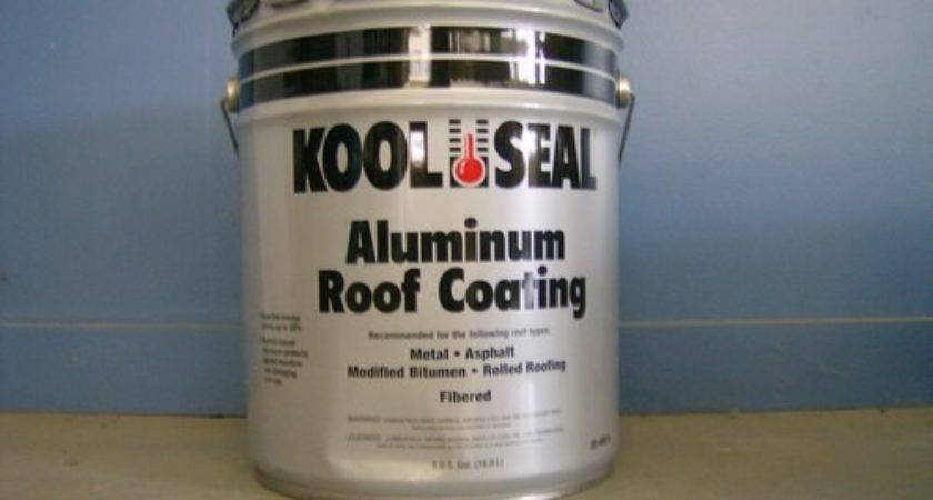 Mobile Home Roof Sealer Allaboutyouth