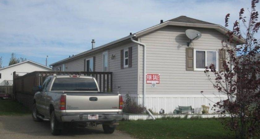Mobile Home Sale Whitecourt Reduced