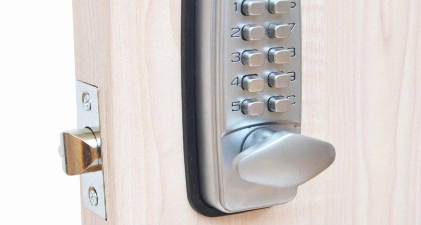 Mobile Home Security Door Best Lock