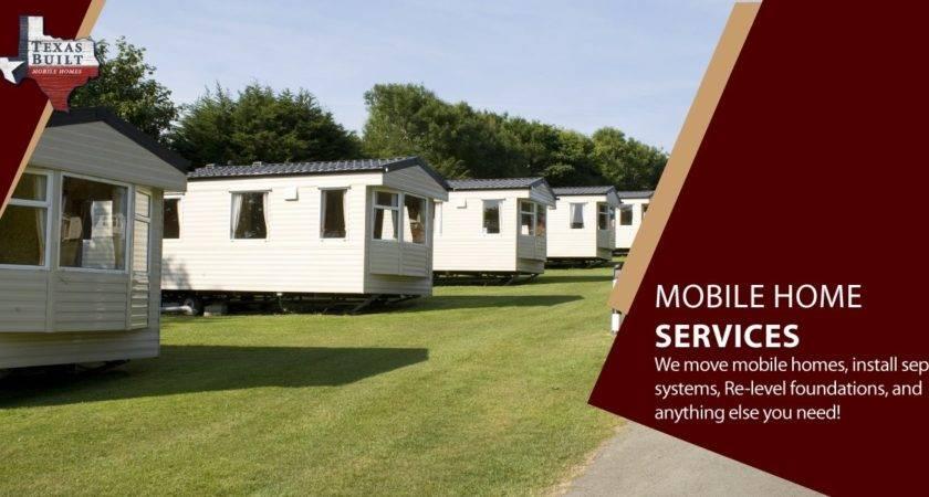 Mobile Home Services Transportation Leveling