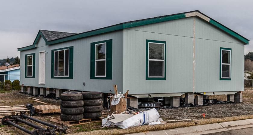 Mobile Home Setup Requirements Concrete Pads