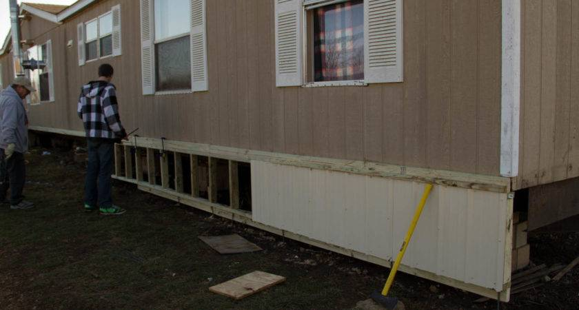 Mobile Home Skirting Lanailens