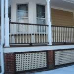 Mobile Home Skirting Lattice Ideas Homes